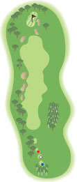 The 10th Hole Diagram