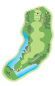 the course horizons golf resort port stephens rh horizons com au golf hole diameter inches Link Golf Course Diagram