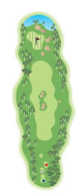 The 8th Hole Diagram