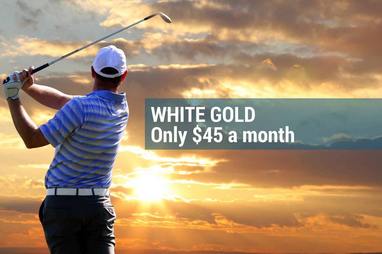White Gold membership at Horizons