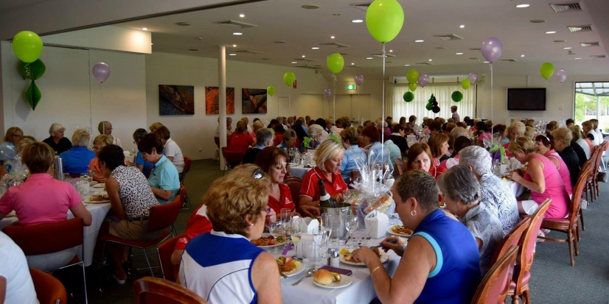 2015 Gala Day - Luncheon
