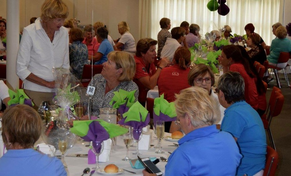 Ladies Gala Day Horizons Golf 2015