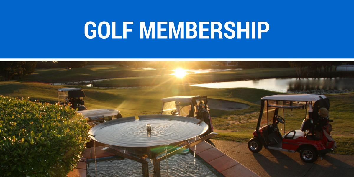 Golf Membership 2018 Horizons Golf Resort