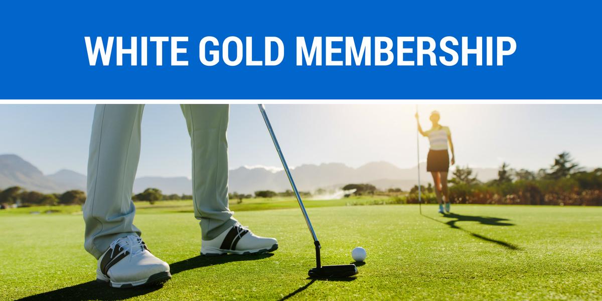 White Gold Membership Horizons Golf Resort