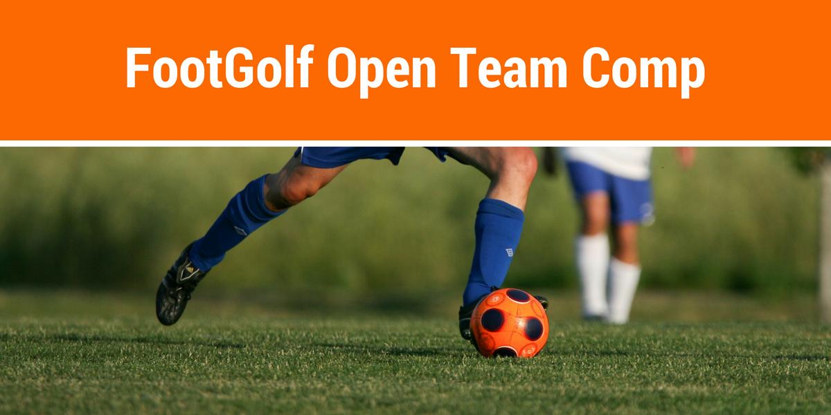 FootGolf open teams comp