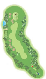 The 5th hole diagram