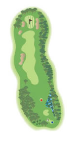 The 16th Hole Diagram