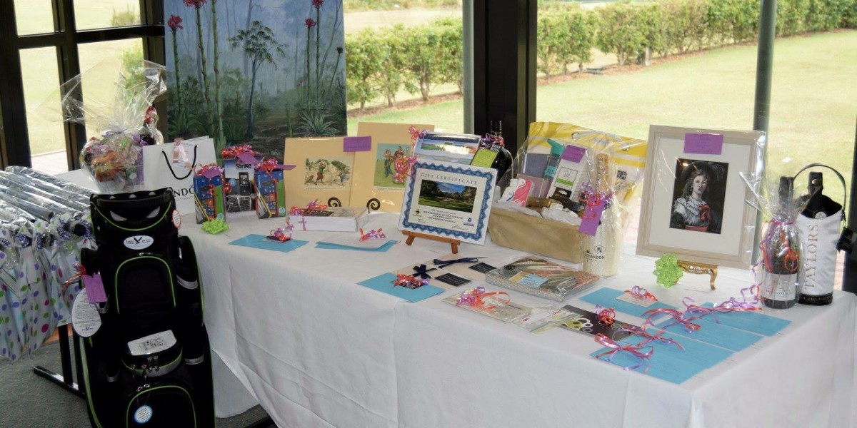 Horizons 2015 Gala Day - Prize Table