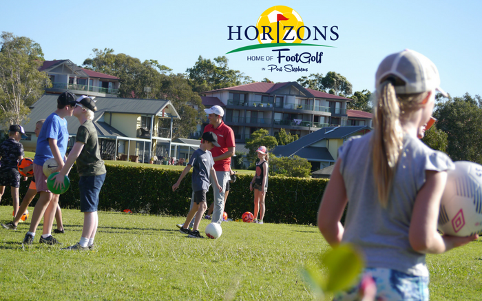 FootGolf Port Stephens Open Teams event