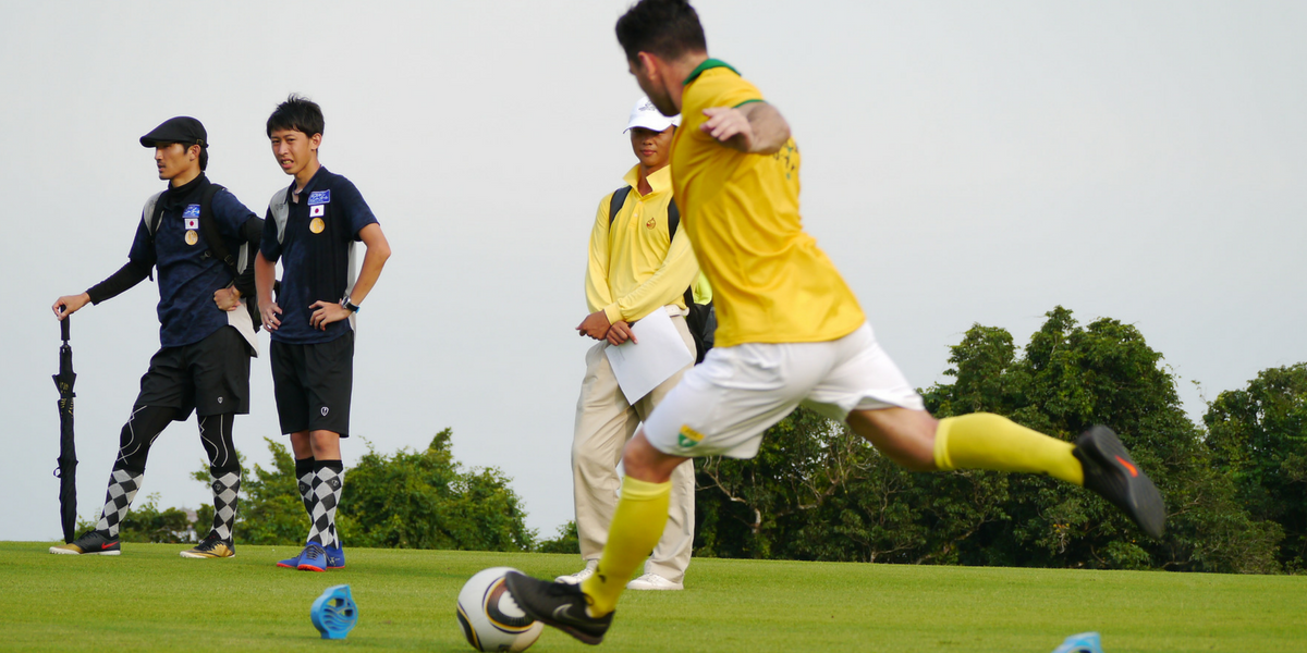 Horizons FootGolf Membership