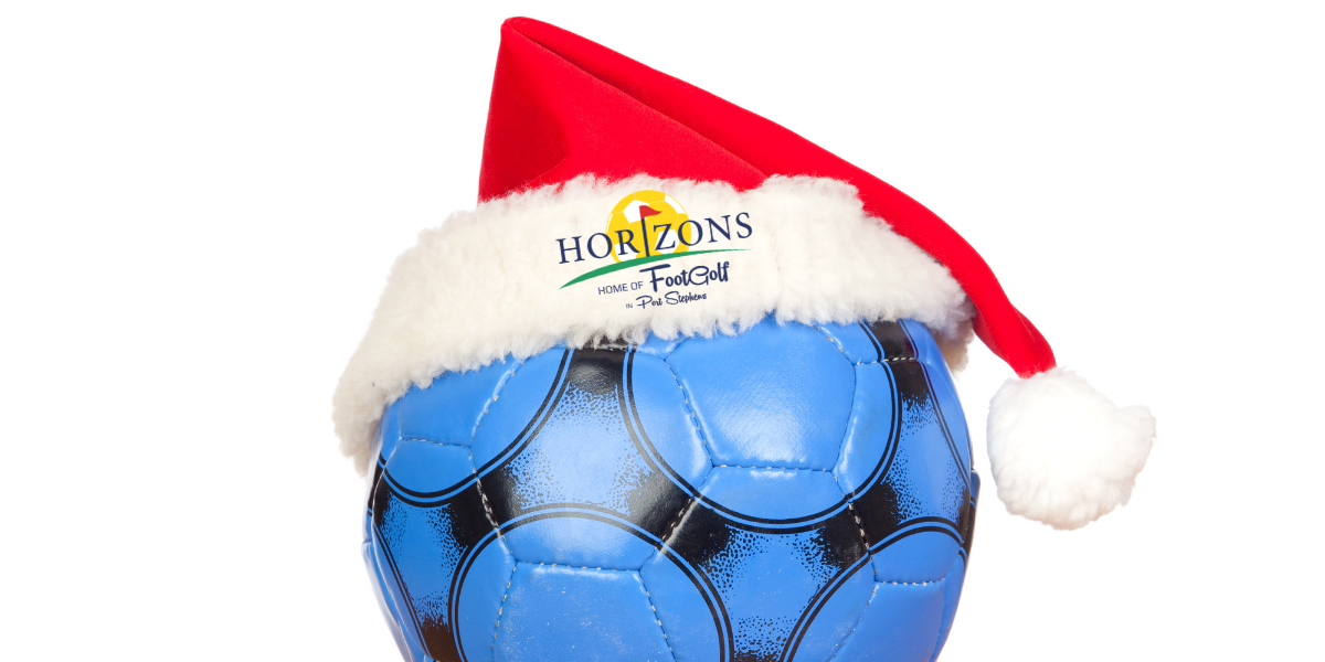 Horizons FootGolf Christmas parties