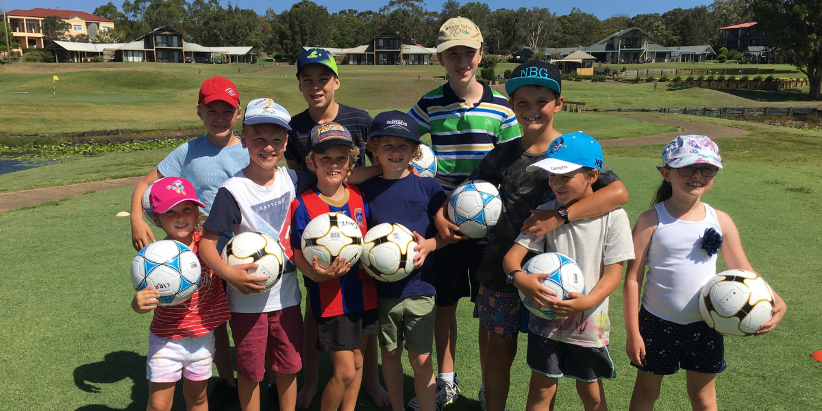 FootGolf Birthday Parties