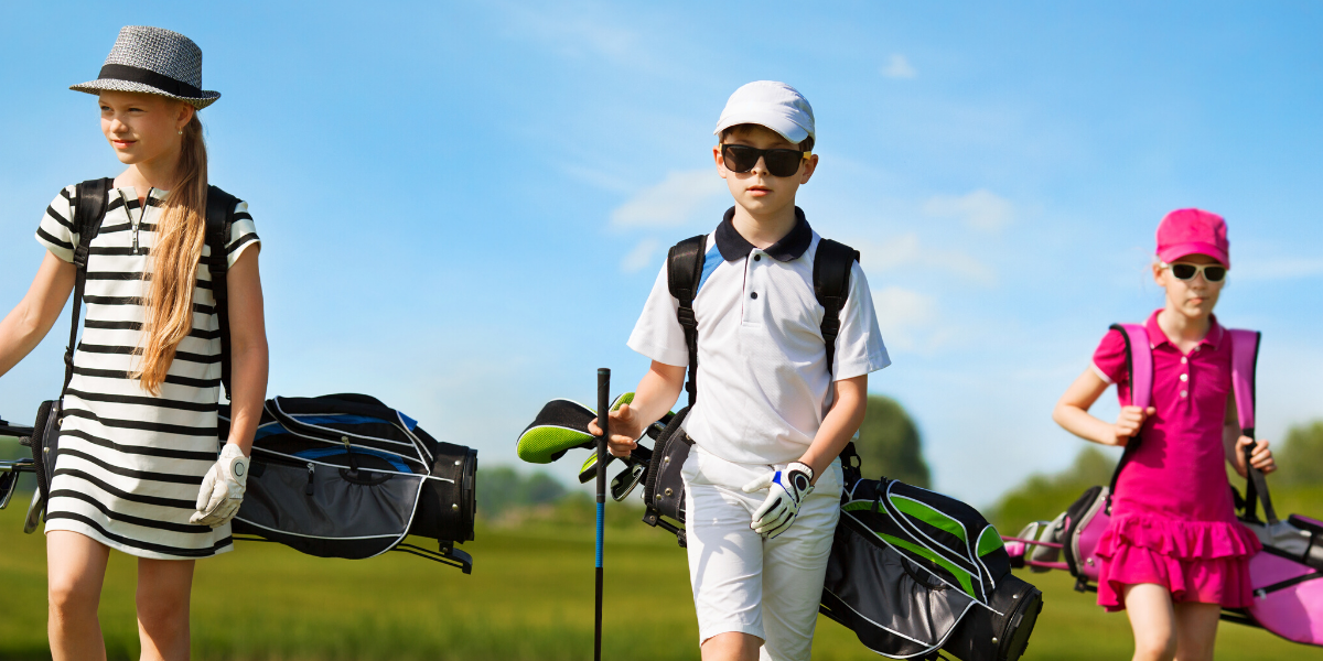 Junior Golf Program from the Horizons Golf Academy